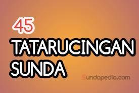 Game tatarucingan urang sundagame ini khusus bagi yang mengerti bahasa sunda. 45 Tatarucingan Bahasa Sunda Dan Jawabannya Sundapedia Com