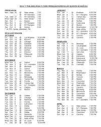 flyers scheduule heres the 2016 17 flyers schedule cbs philly