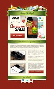 Free Christmas Website Templates Weekly Design News Resources Tutorials And Freebies 3