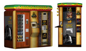 Marley Coffee Vending Machine