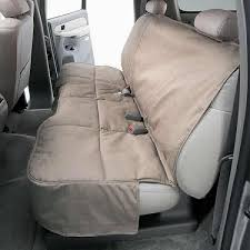 custom rear seat protector 2006 18 dodge charger polycotton wet sand dcc4373sa