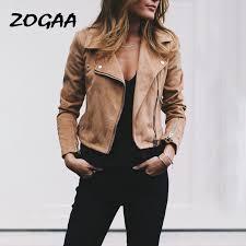 <b>ZOGAA 2019 Spring</b> Autumn <b>New</b> Jacket Women 6 Colors Bomber ...