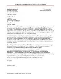Cover Letter Educational Cover Letter Educational Cover Letter