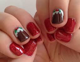 Party Nail Art Designs for Short Nails At Home Without Tools ...