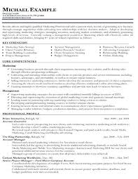 Marketing Resume Templates Word Best of Format Resume Word Resume Web