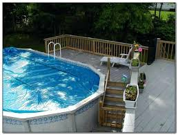 cost of above ground pool with deck large size of ground oval pool deck plan stupendous cost of above ground pool with deck