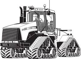 Small Picture Awesome Tractor Coloring Pages Printable Ideas Coloring Page