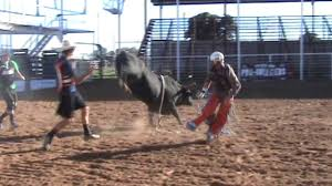 Ada Bull Riding Clinic Rides Analysis - YouTube