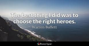 Hero Quotes Fascinating Heroes Quotes BrainyQuote