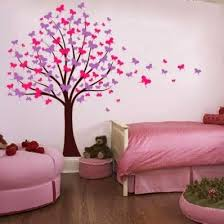 awesome erfly wall decoration erfly themes for interior walls