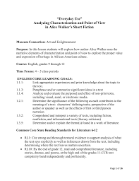 characterization essays everyday use everyday use an analysis essay essay bookrags com