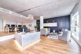 estate agent office design. Installation Of Designer Furniture For London Based Estate Agent \u2014 Nott Office Design
