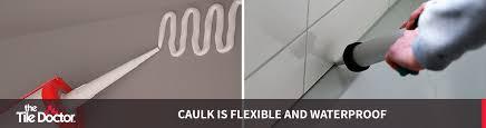 flexible caulk
