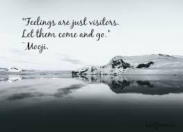Mooji Quotes Classy Mooji Feelings Quote
