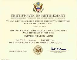 29 Images Of Retirement Certificate Of Appreciation Template