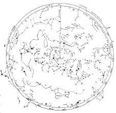 Star Charts For Southern Hemisphere Constellations Of The Southern Hemisphere