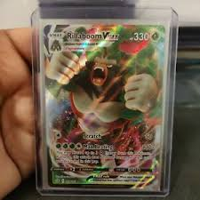 We did not find results for: Rillaboom Vmax Full Art Pokemon Card 018 192 Mint Ebay