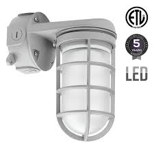 zoom integrated led vapor proof outdoor fixture main view