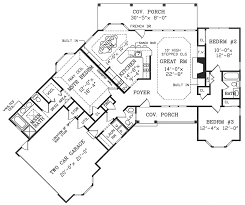 Classic Country House Plans  Interior4youCountry Floor Plans