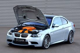 500 Horsepower BMW M3 Coupe from G-Power