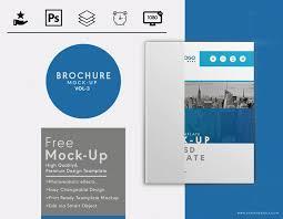 11 us letter size brochure mockup photoshop free files