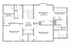 4 square house plans four square house plans foursquare floor plans fresh mesmerizing four square house 4 square house plans