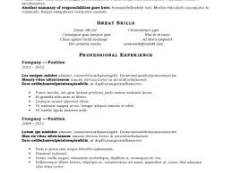 resume synonyms