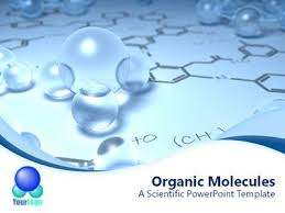 Power Point Backgrounds Microsoft Organic Molecules A Powerpoint Template From Presentermedia Com