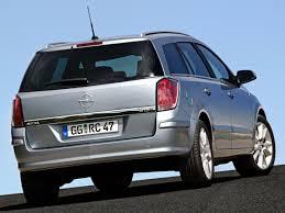 Astra H Caravan 2.0i 16V Turbo (200 Hp)