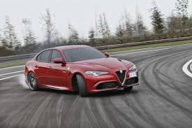 Alfa Romeo Giulia Quadrifoglio Named 'Car Of The Year' By Top Gear ...