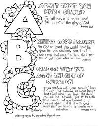 Edwards tells us its like trying to describe color to a blind man, or music to someone whos deaf they have no idea what youre talking about because. Coloring Pages For Kids By Mr Adron Abcs Of The Gospel Coloring Page Free