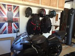 Motorcycle Coat Rack Perfect Motorcycle Helmet Rack Easy Make it yourself YouTube 2