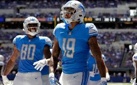 Detroit Lions Wr Depth Chart Fantasy Football One Deep Sleeper Candidate From Every Nfl