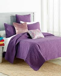 Windsor Paisley Stitched Quilt-Solid-Quilts-Bedding-Bed & Bath ... & Windsor Paisley Stitched Quilt Wineberry Adamdwight.com
