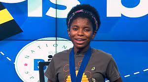 Zaila Avant-garde makes Spelling Bee ...