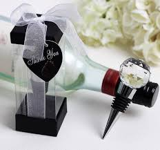 2019 crystal ball bottle stopper wedding favors anniversary party favors wine stopper cystal giveaways bridal shower from szyang 1 69 dhgate com