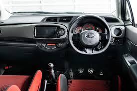 Toyota Vitz GRMN Turbo Only For Japanese Market - wemotor.com