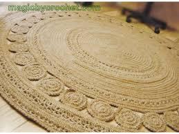 amazing jute rug living rug 7 foot luxury large rug handmade area rug deluxe rug no 055