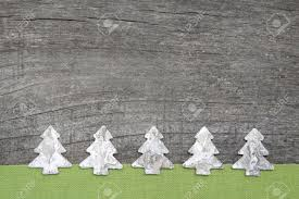 Grey Christmas Tree Wooden Grey And Green Christmas Background With A Christmas Tree
