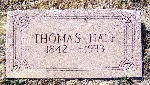 Thomas B. Hale (1842 - 1933) | Hale, Thomas, Susan smith