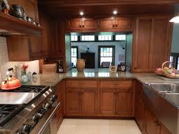 Quartersawn Oak Beauty Traditional Kitchen