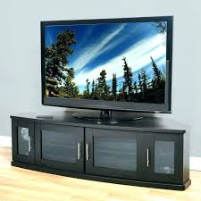 tv console with glass doors black stand with glass doors black stands with glass doors black