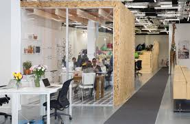 creative office space. dublin offices of airbnb designed by heneghan peng creative office space