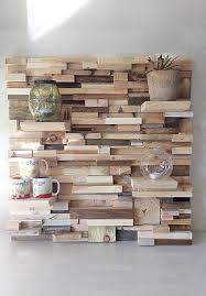 diy wood pallet wall paneling 101 pallets pallet wall decor