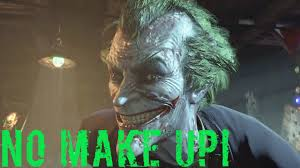 batman arkham knight see the joker with no make up ps4 spoilers you