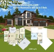 Modern house floor plan Homes Floor Plans