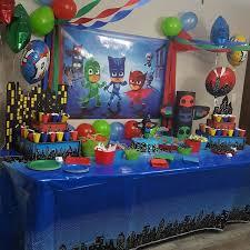 Pj Mask Party Decoration Ideas 100 best Pj mask bday images on Pinterest Birthdays Parties 23