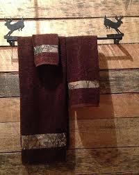 Realtree Xtra accent bath towel set