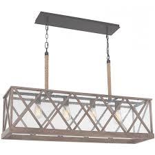 wood orb chandelier home decor large criss cross wooden within modern rectangular chandelier home depot