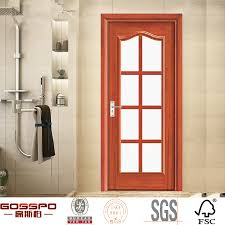 middle class interior wood frame glass doors gsp3 003